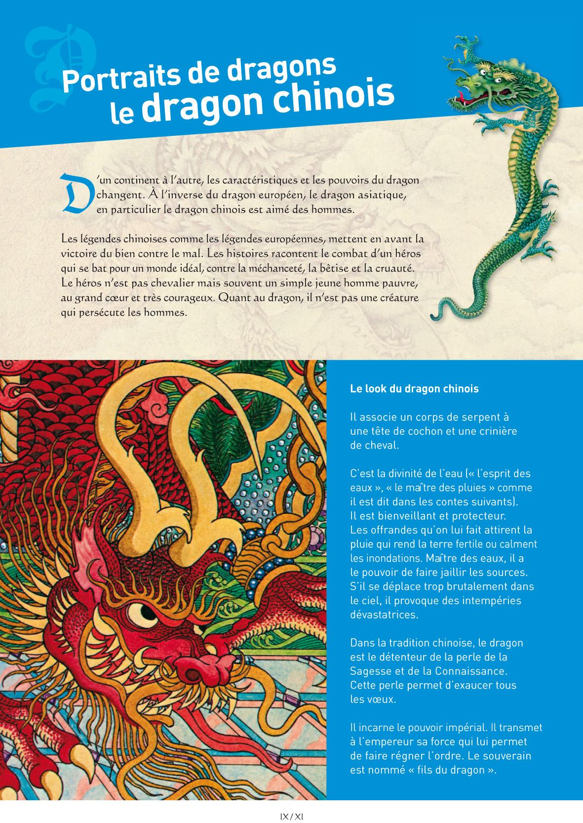 Chevaliers Et Dragons Sepia Bodoni