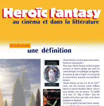 Heroïc fantasy