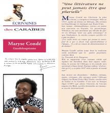 Écrivaines des Caraïbes