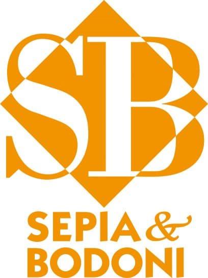 Sepia & Bodoni