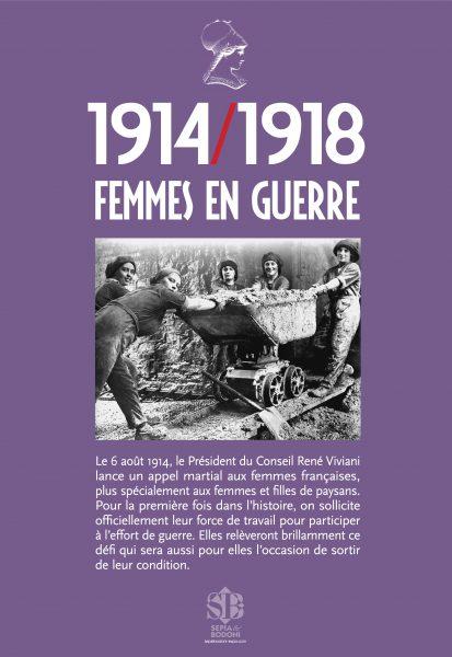 1914/1918 Femmes en guerre