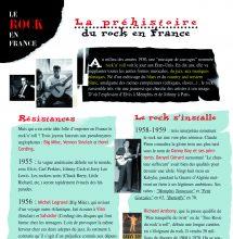 Le Rock en France