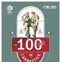 100 ans de l'armistice 1914/1918