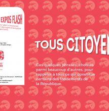 Expo flash «Tous citoyens»
