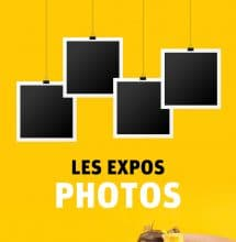 Les expos photo